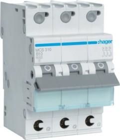 Hager Leitungsschutzschalter (MCS310)