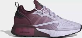adidas ZX 2K Boost purple tint/maroon/core black (Damen) (FV8631)