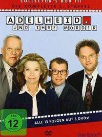 Adelheid und ihre Mörder Staffel 3 (DVD)