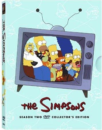 The Simpsons Season 2 (UK) -- via Amazon Partnerprogramm