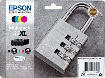 Epson ink 35 XL multipack (C13T35964010)