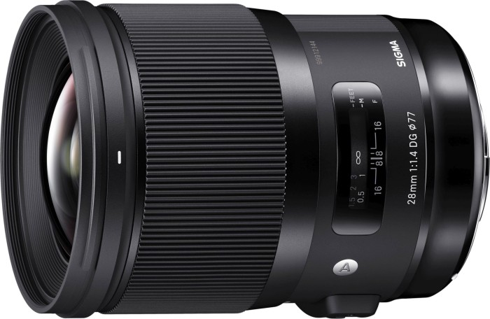 Sigma Art 28mm 1.4 DG HSM for Canon EF (441954)