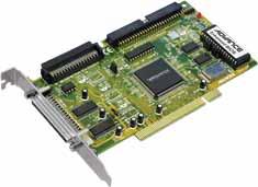 Advance 2941UW PCI, UW-SCSI, 1x50pol/1x68pol internal, 1x68pol external