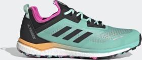 adidas Terrex Agravic Flow acid mint/core black/screaming pink (Herren) (FX6754)
