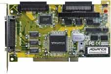 Advance 2941U2W PCI, U2W-SCSI, 1x50pol/68pol UW/68pol U2W internal, 1x68pol external