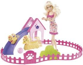 Mattel Barbie Puppy Play Park (X6559)