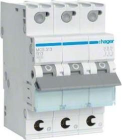 Hager Leitungsschutzschalter (MCS313)