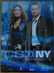 CSI New York Season 2.1 -- © bepixelung.org