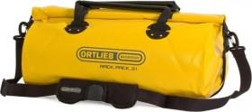 Ortlieb Rack-pack 31 travel bag yellow (K62H2)