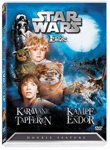 Star Wars: Ewoks - Die Karawane der Tapferen/Kampf um Endor