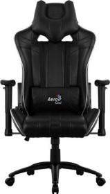 AeroCool AC120 AIR RGB Gamingstuhl, schwarz (AC120RGB)