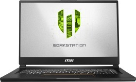 MSI WS65 9TJ-006 - Workstation (0016Q5-006)