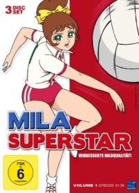 Mila Superstar Vol. 1 (Folgen 1-30)