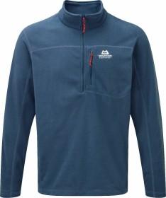 Mountain Equipment Micro Zip-T Shirt langarm denim blue (Herren) (ME-25786-ME-01476)
