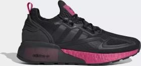 adidas ZX 2K Boost core black/shock pink (Damen) (FV8986)