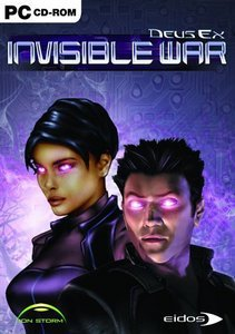 Deus Ex 2 - Invisible War (English) (PC)