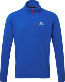 Mountain Equipment Micro Zip-T Shirt langarm lapis blue (Herren) (ME-25786-ME-01513)