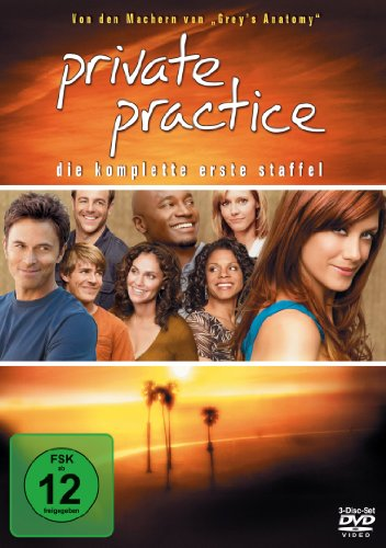 Private Practice Season  1 -- via Amazon Partnerprogramm