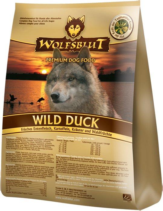 Wolfsblut Wild Duck 15kg -- via Amazon Partnerprogramm