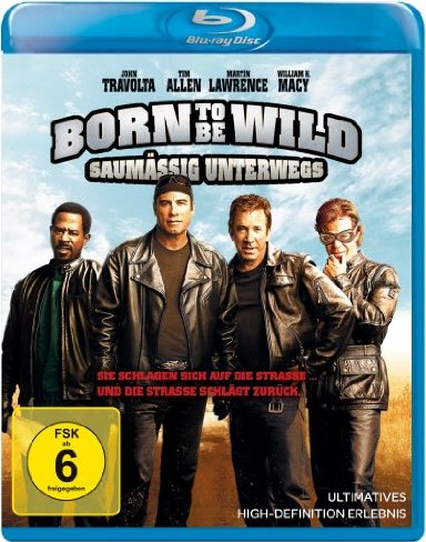 Born to Be Wild - Saumäßig unterwegs (Blu-ray) -- via Amazon Partnerprogramm