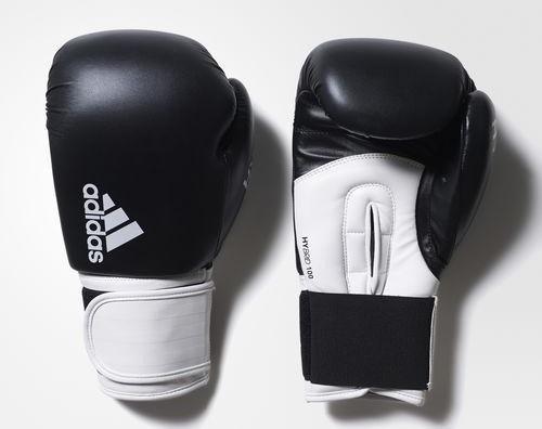 adidas Hybrid 100 Boxhandschuhe schwarzweiß (BI6105) ab ? 34,01