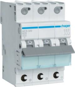 Hager Leitungsschutzschalter (MCS320)