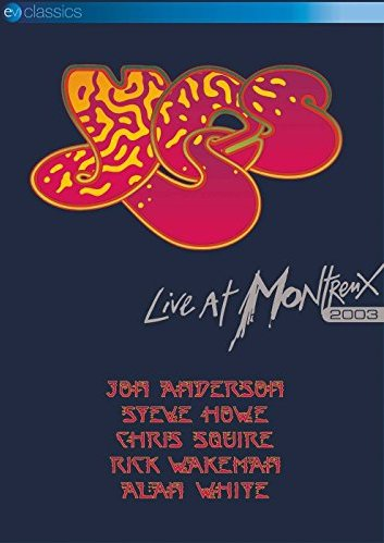Yes - Live at Montreux 2003 -- via Amazon Partnerprogramm