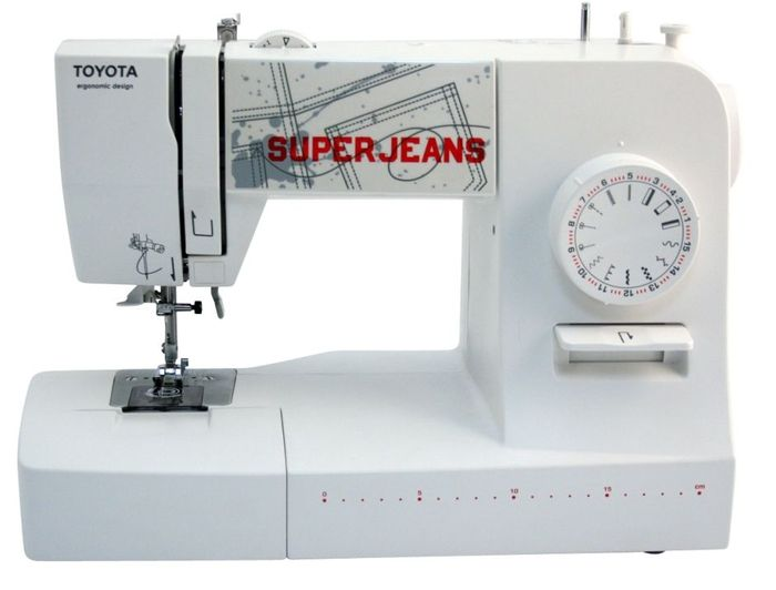 toyota super jeans j15we jeans sewing machine skinflint. Black Bedroom Furniture Sets. Home Design Ideas