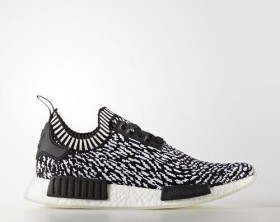 new products special for shoe huge selection of adidas NMD R1 Primeknit core black/white (Damen) (BY3013) ab € 73,56