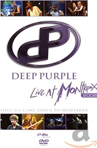 Deep Purple - Live at Montreux 2006 -- via Amazon Partnerprogramm