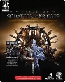 Mittelerde: Schatten des Krieges - Gold Edition (Download) (PC)