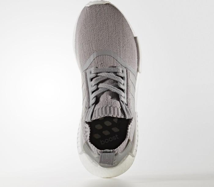 adidas NMD_R1 Primeknit grey threewhite | Preisvergleich