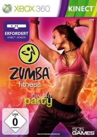 Zumba Fitness (Kinect) (Xbox 360)
