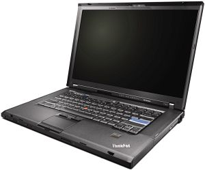 Lenovo ThinkPad T500, Core 2 Duo T9600, 4GB RAM, 160GB, DVD+/-RW, UK (NK13AUK)