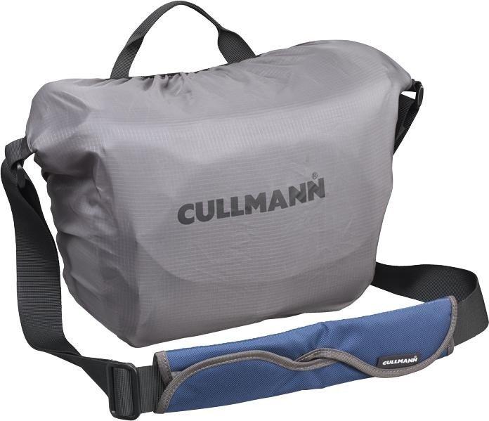 02262a5dcb77 Cullmann Madrid sports Maxima 125+ shoulder bag grey/orange (98325)