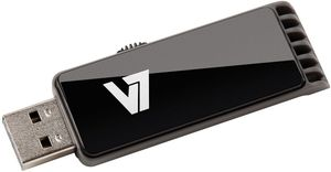 V7 Videoseven USB stick 16GB, USB-A 2.0 (VAFD16GAR)