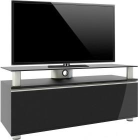 VCM TV-Lowboard Clano schwarzlack (14245)