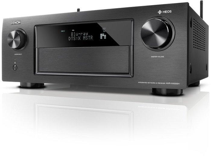 Denon AVR-X4300H schwarz