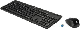 HP Wireless Keyboard and Mouse 200, USB, DE (Z3Q63AA#ABD)