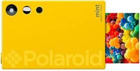 Polaroid Mint 2-in-1 Instant digital Camera yellow (POL-SP02Y)