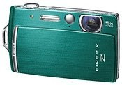 Fujifilm FinePix Z110 green