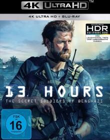 13 Hours - The Secret Soldiers of Benghazi (4K Ultra HD)