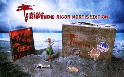 Dead Island - Riptide - Collector´s Edition (English) (Xbox 360)