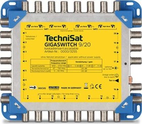 TechniSat GigaSwitch 9/20 (0000/3255)