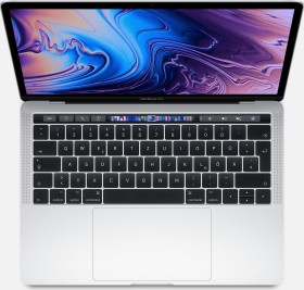 """Apple MacBook Pro 13.3"""" silber, Core i7-8557U, 8GB RAM, 512GB SSD [2019/ Z0W6/Z0W7]"""