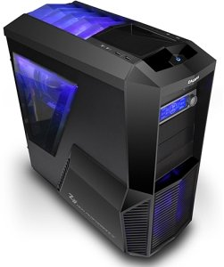 Zalman Z11 Plus with side panel window
