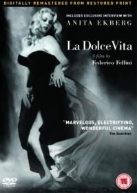 La dolce vita (DVD) (UK)