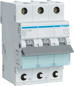 Hager Leitungsschutzschalter (MCS332)