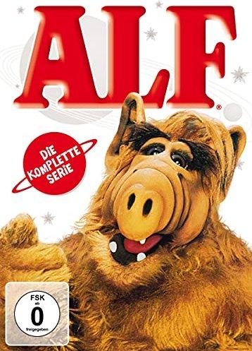 Alf Season 1-4 (DVD) -- via Amazon Partnerprogramm