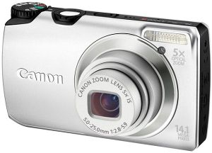 Canon PowerShot A3200 IS silver (5039B011)